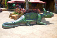 Leisure Place Fiberglass Reinforced Plastic Custom Dinosaur Chair For Show